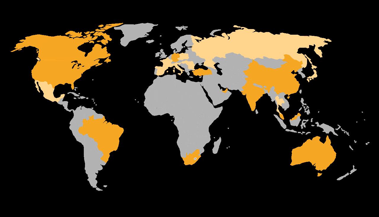 Startseite Map | SAF-HOLLAND